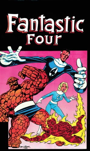 Fantastic Four Visionaries: John Byrne Vol. 3 Cover