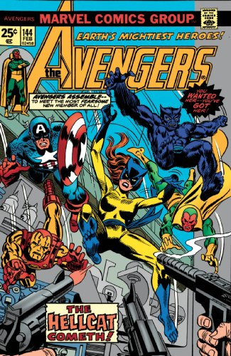 Avengers: The Serpent Crown Cover
