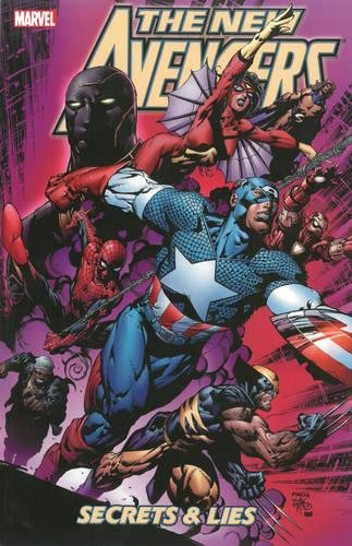 New Avengers Vol. 3: Secrets And Lies Cover
