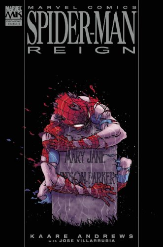Spider-Man: Reign Cover