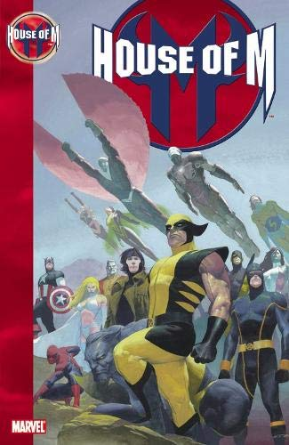 House Of M Cover