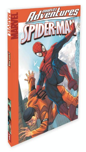 Marvel Adventures Spider-Man Vol. 1: The Sinister Six Cover