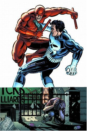 Daredevil vs. Punisher: Means And Ends Cover