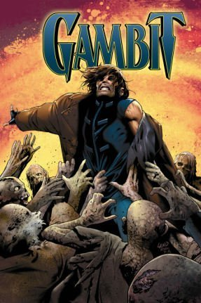 Gambit Vol. 2: Hath No Fury Cover