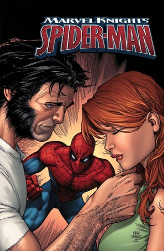 Marvel Knights Spider-Man Vol. 4: Wild Blue Yonder Cover
