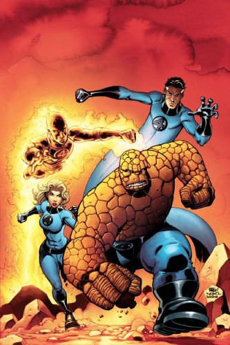 Fantastic Four Vol. 2 Cover