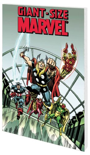 Giant-Size Marvel Cover