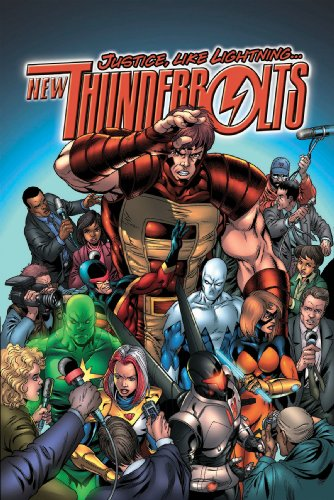 New Thunderbolts Vol. 2: Modern Marvels Cover