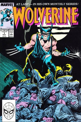 Wolverine Classic Vol. 1 Cover