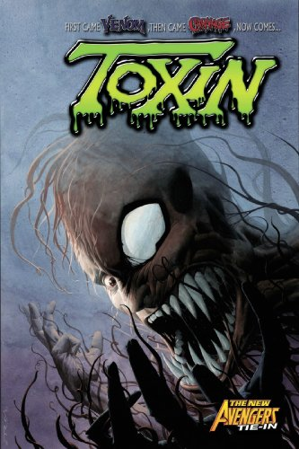 Toxin: The Devil You Know Cover