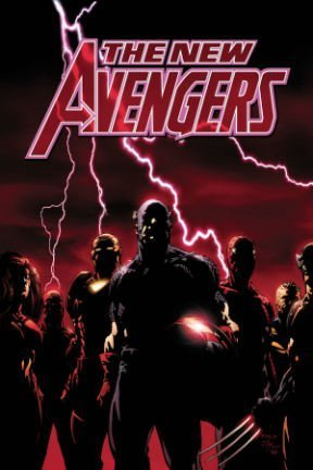 New Avengers Vol. 1: Breakout Cover
