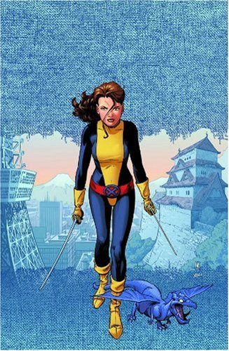 X-Men: Kitty Pryde: Shadow And Flame Cover