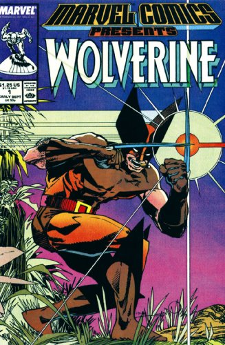 Marvel Comics Presents Wolverine Vol. 1 Cover
