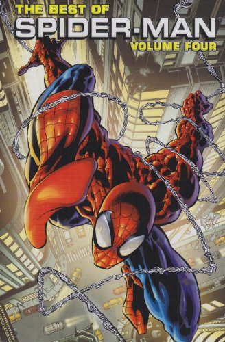 The Best Of Spider-Man Vol. 4  Cover