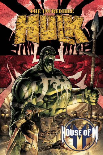 House Of M: Incredible Hulk Cover