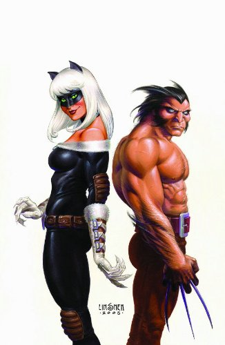 Wolverine And The Black Cat: Claws Cover