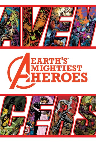 Avengers: Earth's Mightiest Heroes II Cover