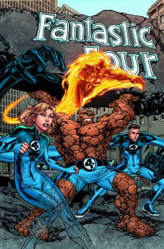 Marvel Adventures Fantastic Four Vol. 1: Family Of Heroes Cover