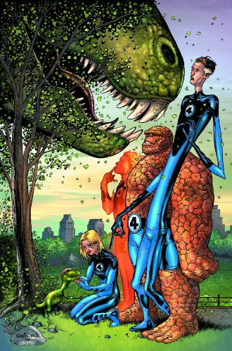 Marvel Adventures Fantastic Four Vol. 2: Fantastic Voyages Cover