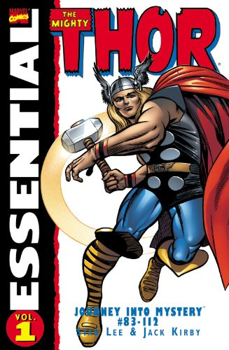 Essential Thor Vol. 1  Cover