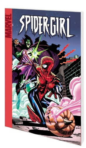 Spider-Girl Vol. 4: Turning Point  Cover