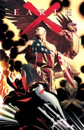 Earth X Hardcover Cover