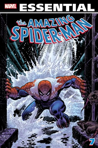 Essential Spider-Man Vol. 7 Cover