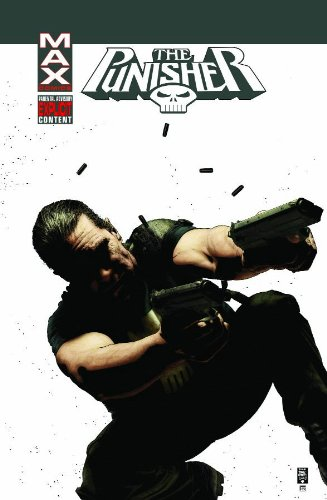 Punisher MAX Vol. 5: The Slavers Cover