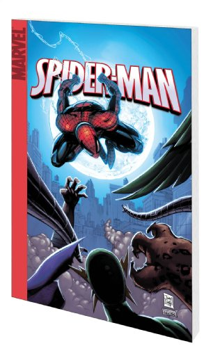Marvel Adventures Spider-Man Vol. 2: Power Struggle Cover