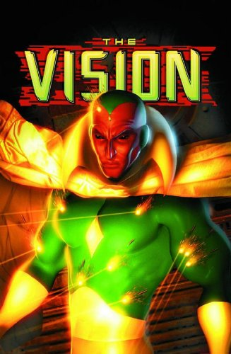 Vision: Yesterday And Tomorrow Cover