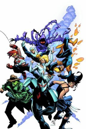 Marvel Team-Up Vol. 3: League Of Losers Cover