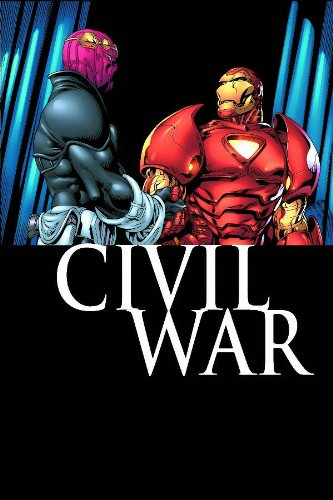 Civil War: Thunderbolts Cover