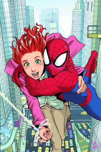Spider-Man Loves Mary Jane Vol. 1: Super Crush  Cover