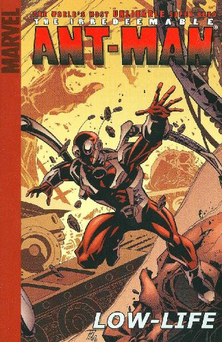 Irredeemable Ant-Man Vol. 1: Low-Life Cover