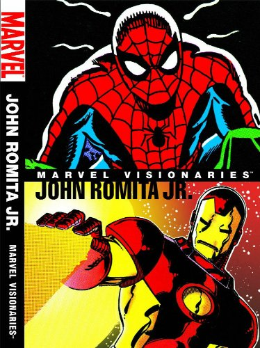 Marvel Visionaries: John Romita Jr. Cover