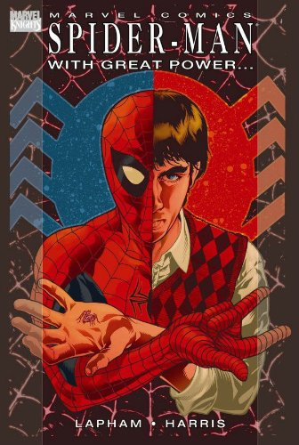 Spider-Man: With Great Power... Cover