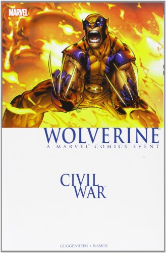 Civil War: Wolverine Cover
