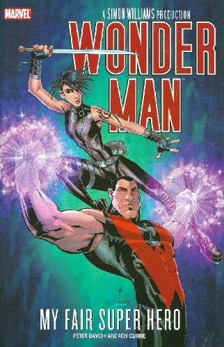 Wonder Man: My Fair Super Hero Cover