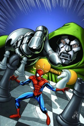 Marvel Adventures Spider-Man Vol. 3: Doom with A View Cover