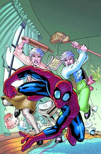 Marvel Adventures Spider-Man Vol. 4: Concrete Jungle Cover
