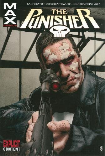 Punisher MAX Vol. 2 Cover