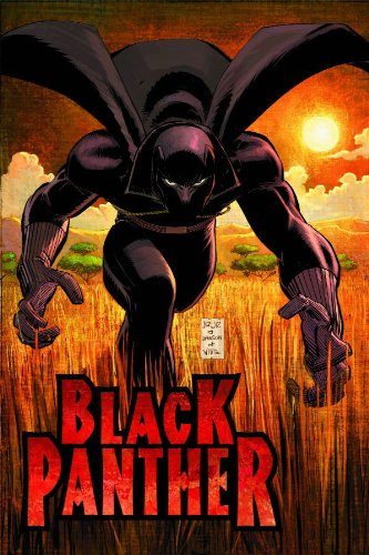Black Panther Vol.1: Who Is The Black Panther Cover