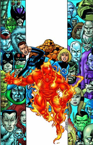 Fantastic Four Visionaries: George Perez Vol. 2 Cover