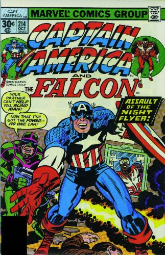 Captain America And The Falcon: The Swine Cover