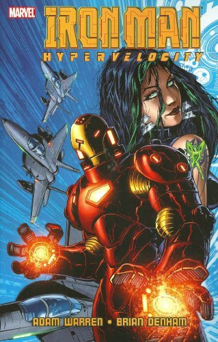 Iron Man: Hypervelocity Cover