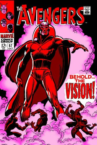 Marvel Visionaries: Roy Thomas Cover