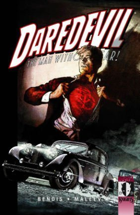Daredevil Vol. 5 Cover