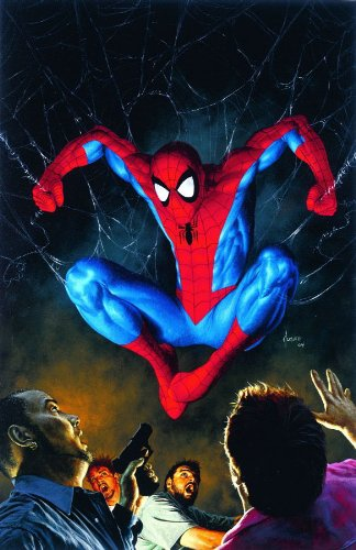The Best Of Spider-Man Vol. 5  Cover