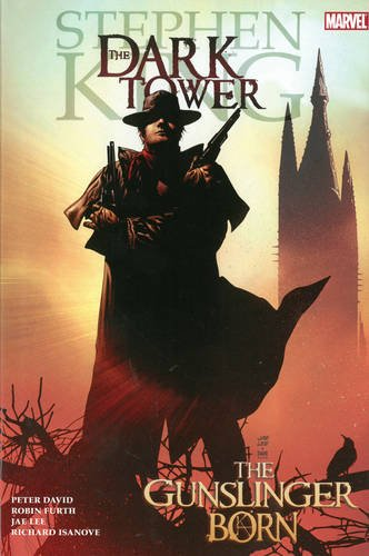 The Dark Tower: The Gunslinger Born cover