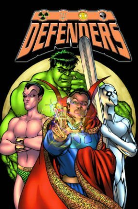 Defenders: Indefensible Cover